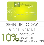 sign up and get instant 10% discount